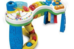 LeapFrog Learn-Around Playground with Tube Topper,