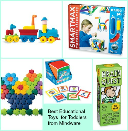 Educational Toys And Games : Best educational toys for toddlers from mindware my kids