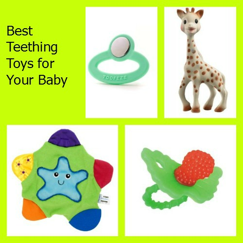 Best Teething Toys For Babies : Baby toys good teething for