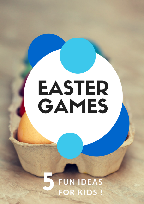 Five Great Ideas for Easter Games for Kids