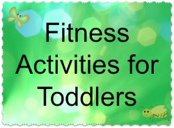 Fitness Activities for Toddlers Featured
