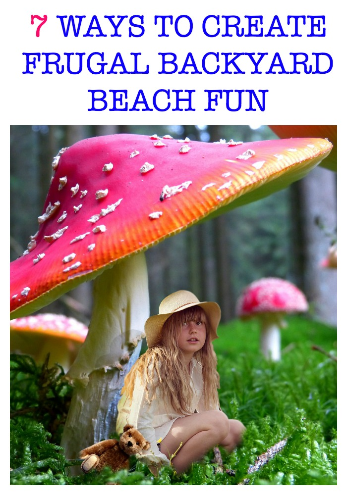 Summer Activities for Kids: 7 Ways to Create Frugal Backyard Beach Fun