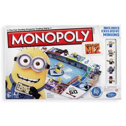 Despicable Me Games for Kids: Monopoly