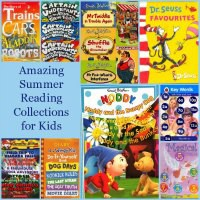 Summer Reading books for kids from Navrang