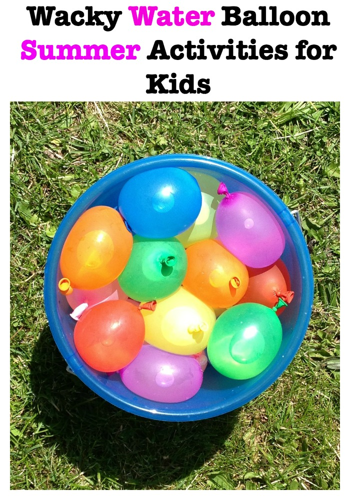 how to keep water balloons from breaking