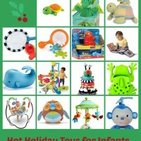 Hot Holiday Toys for Infants