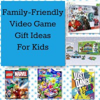 Video Game Gift Ideas for Kids