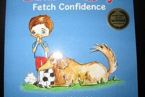 Bash and Lucy Fetch Confidence book for kids