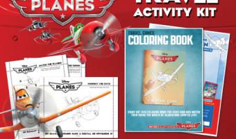 Disney Planes Printables