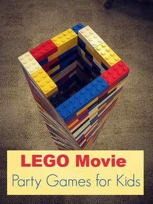 Lego Movie Party Games