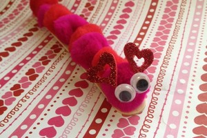 Valentine's Day Craft for Kids: Love Bug