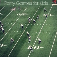 Super Bowl party games for kids