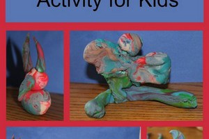 Clay-O-Rama Indoor Activity for Kids