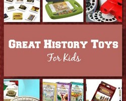 History Toys for Kids