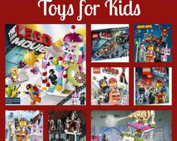 Lego Movie Toys for Kids