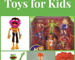 Muppets Toys for Kids