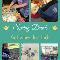 Spring Break Activities for Kids Feature