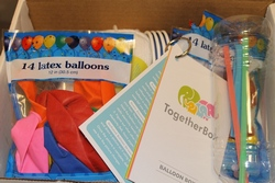 Together Box activities for kids
