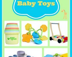 Eco Friendly Baby Toys