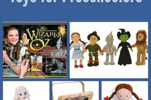 Oz toys for Preschoolers
