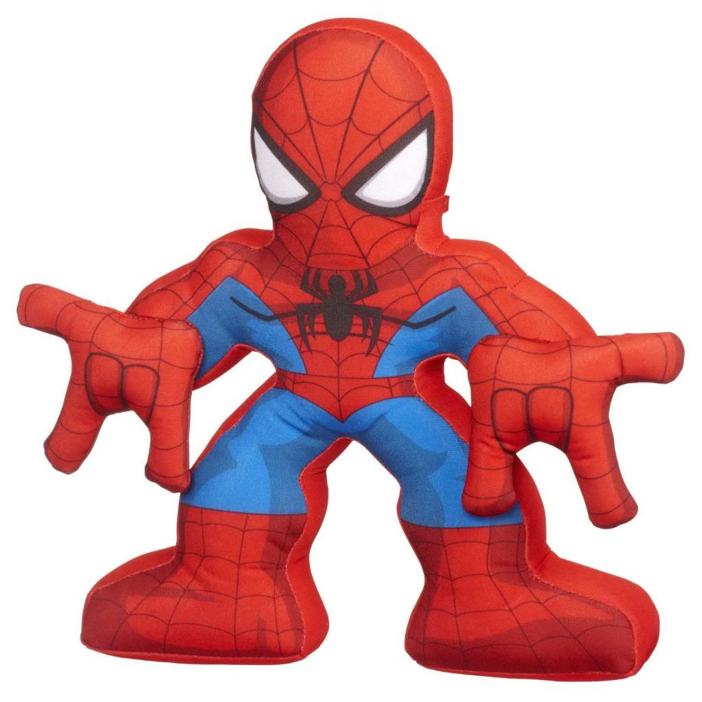 Spider-Man Toys For Toddlers : Electronic Web Talking Spider-Man