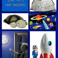 Space Toys for Toddlers