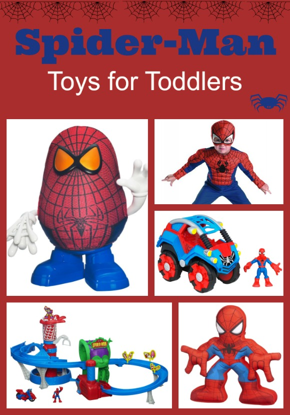 Spider-Man Toys For Toddlers for Cool Web-Slinging Fun