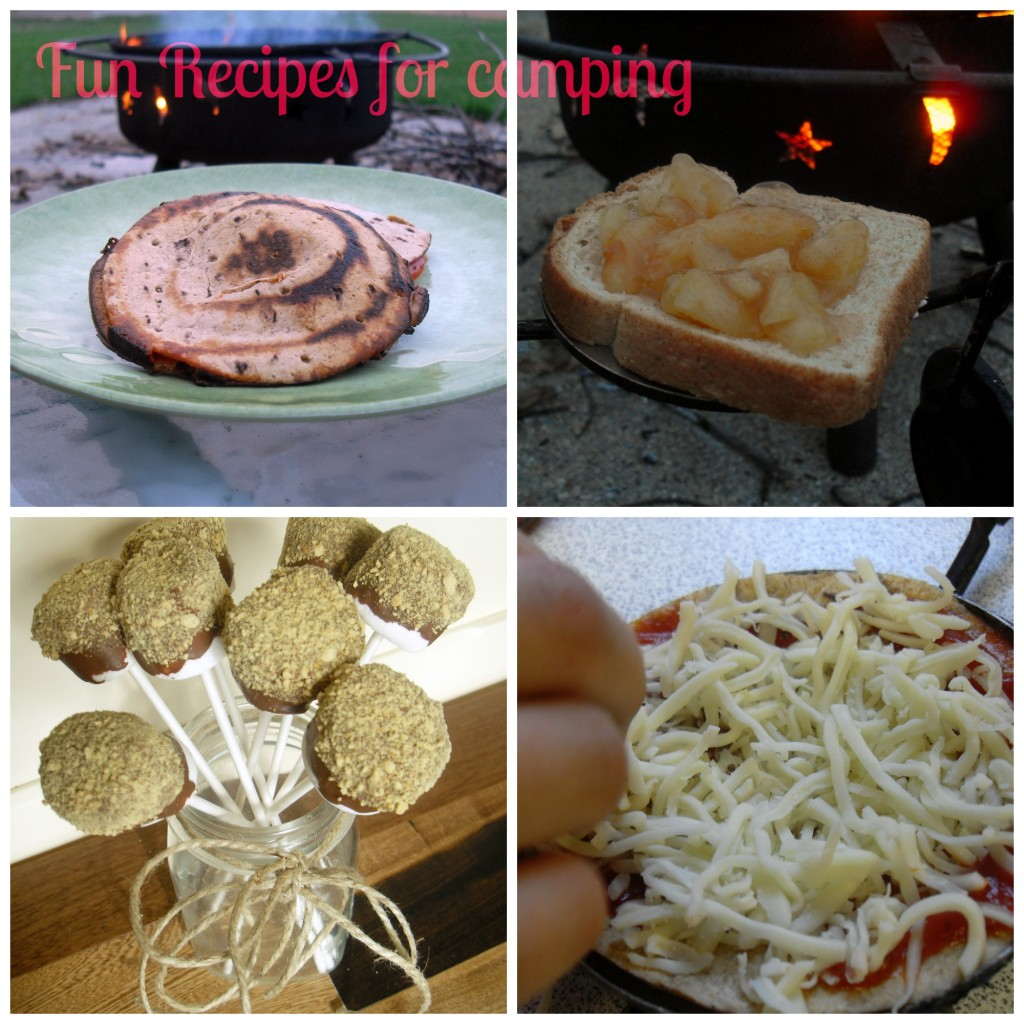 fun recipes for camping