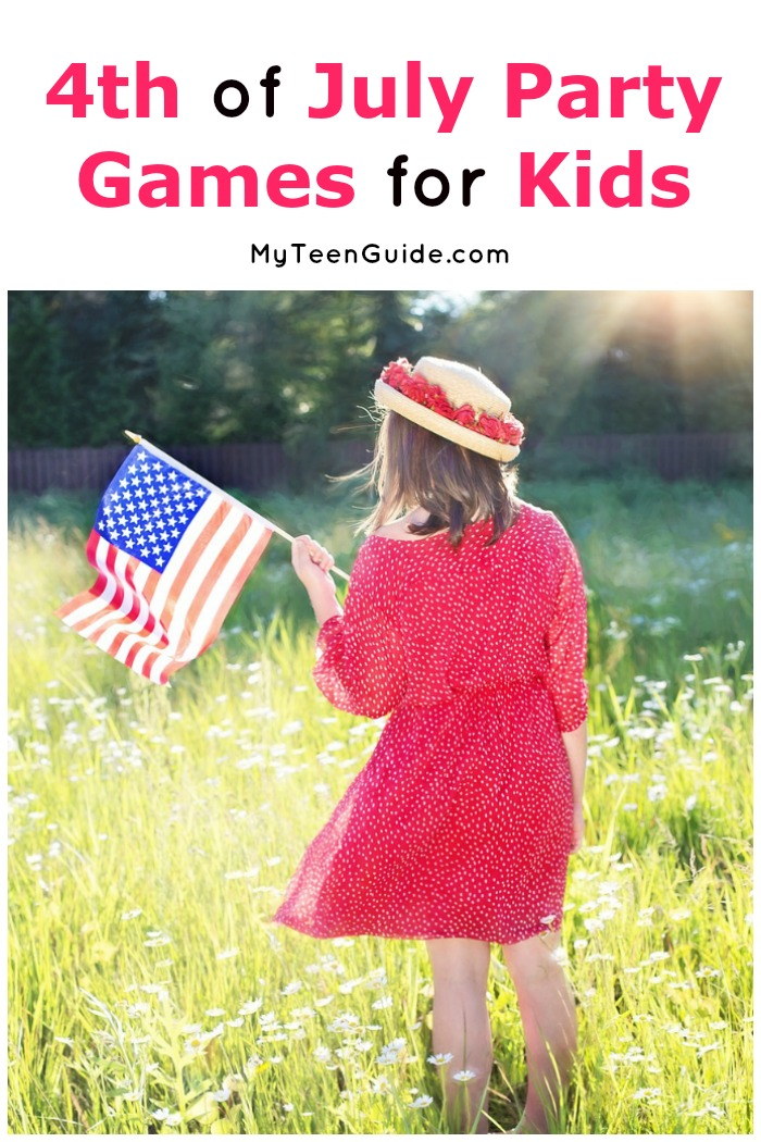 Looking for the most fun 4th of July party games for kids ever? We've got you covered! You're going to love these ideas! Plus, check out few great tips and party decorations that will make the party a success.