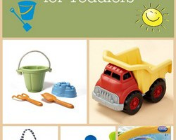 Beach toys for toddlers