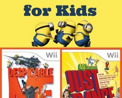Kids just can't seem to get enough of Despicable Me 2, and for good reason! It's definitely one of my family's favorite movies to watch together! If you have a Wii at home, you may be wondering if there are any good Despicable me 2 Wii games available.
