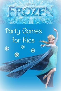 Best Frozen Party Games