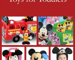 Mickey Mouse Toys for Toddlers