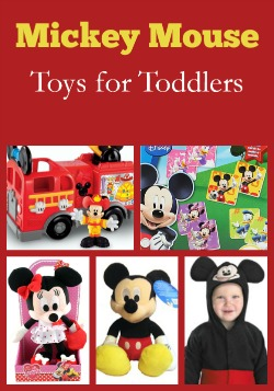Mickey Mouse Toys For Toddlers For Your Little Disney Fan