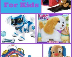 Puppy toys for kids