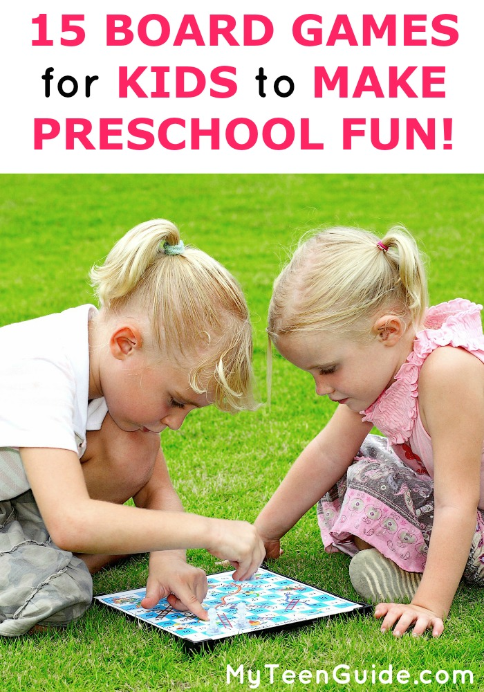 Board games for preschoolers spark new ideas and help your kids learn valuable skills in a fun way. Number four is my all time favorite board game for preschoolers!