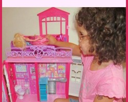 Barbie party games for girls