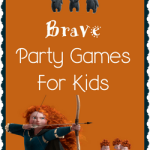 Brave Party Games for Kids