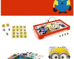 Despicable me 2 board games