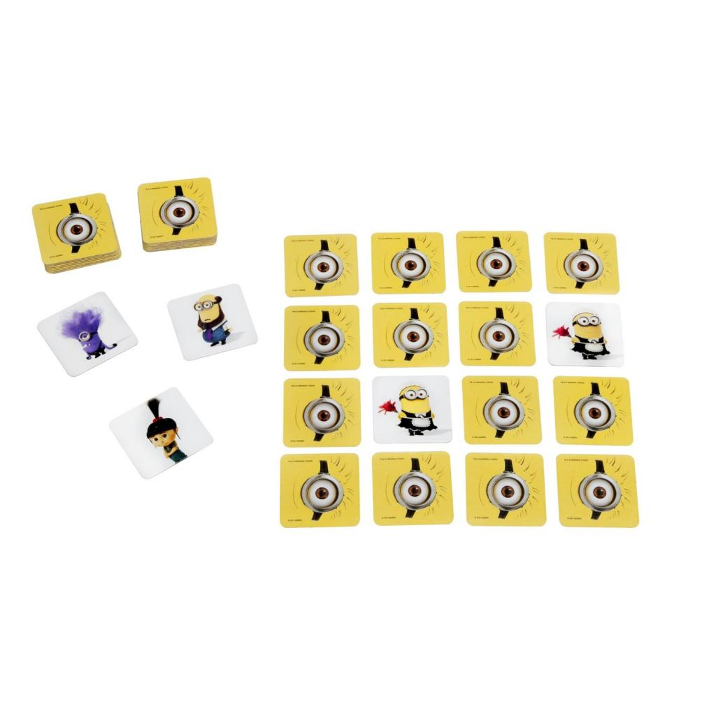 Memory Despicable Me 2 board games for kids