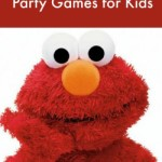 Elmo party games for kids featured