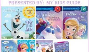 Frozen Books for kids