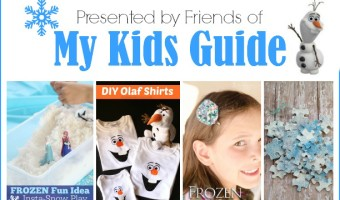 Frozen Crafts for kids