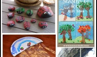nature preschool crafts