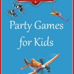 Planes Party Games for Kids