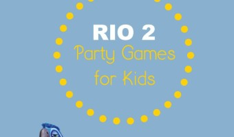 Rio 2 Party Games for Kids