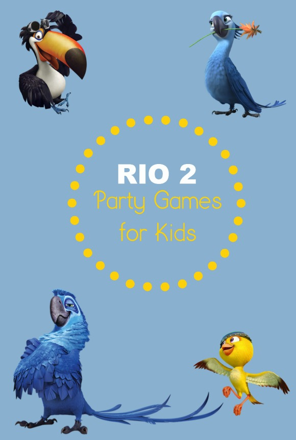 Rio 2 Party Games for ...
