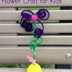 Fun Flower Craft for Kids