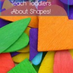 teach toddlers shapes featured
