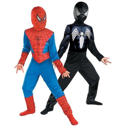 Spiderman Halloween Costumes For kids: Reverse Spiderman